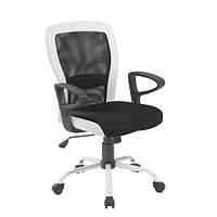 Офисное кресло LENO Black-white (27785) Special