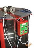"""Привод медогонки электрический, горизонтальный напряжение 12 В (алюминиевый корпус редуктора) """"Модель 1"""", фото 3"""