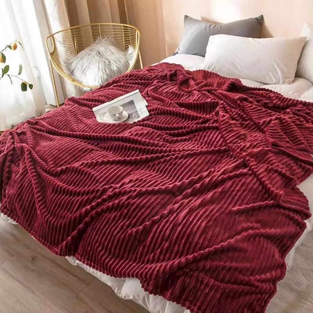 М'який Плед Бамбуковий, 200х230 на двоспальне ліжко
