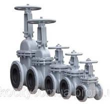Засувки сталеві