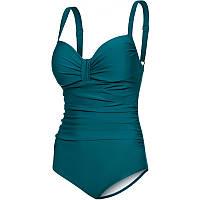 Закритий жіночий купальник Aqua Speed Olivia (original), цілісний, злитий, для басейну, для пляжу
