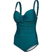 Закрытый женский купальник Aqua Speed Olivia (original), цельный, слитный, для бассейна, для пляжа