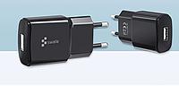 Swalle 5V 2,4А USB быстрая зарядка для телефонов, планшетов, павербанков, адаптер, зарядное устройство