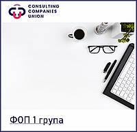 Ведення бухгалтерського обліку для ФОП 1 група