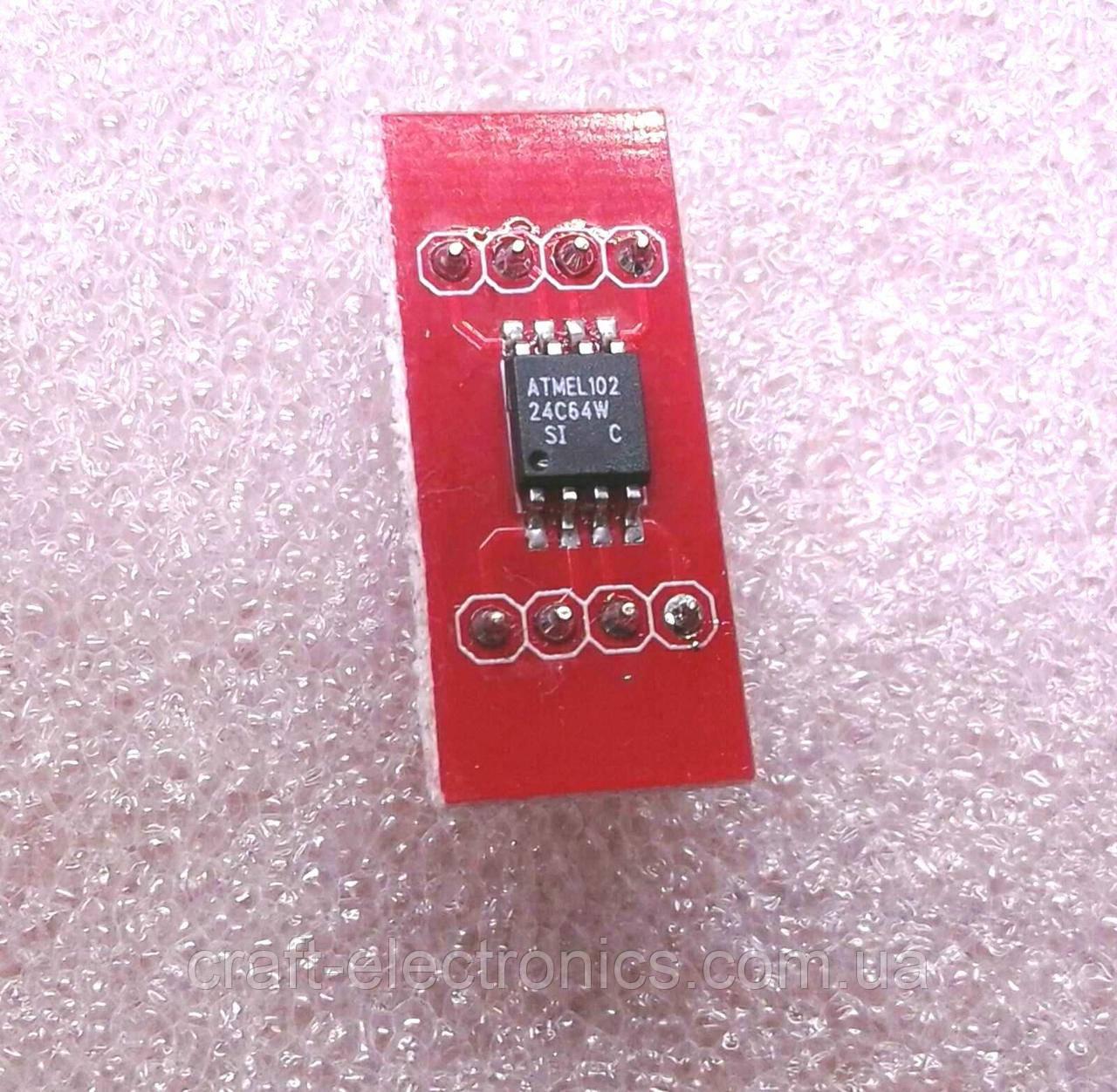 ATMEL10224C64W модуль на микросхеме ATMEL10224C64W