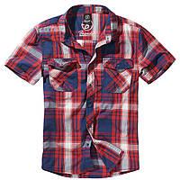 Рубашка Brandit Roadstar S Красный 4012.164, КОД: 272445
