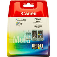 Картридж Canon PG-40Bk/CL-41 цв. Multi Pack, 0615B043