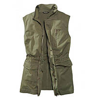 Жилет Eddie Bauer Womens Vest Flap Pockets KHAKI M Хаки 7113629KH, КОД: 1164758