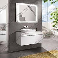 Зеркало в ванную с LED подсветкой 800х600   дзеркало в ванну з підсвіткою