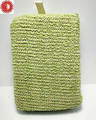 Мочалка для душа массажная SPL Soft Shower Sponge прямоугольная 7992 SPL