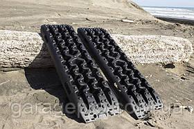 Сенд-траки пластиковые (черные)