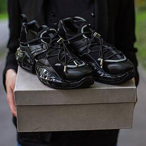 Кросівки Jimmy Choo Black