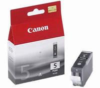 Чернильница Canon PGI-5Bk, iP4200/4300/4500/5200/ /5300, iX4000/5000, MP500/530/800/830, 0628B024