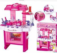 """Детская кухня """"Kitchen"""" для девочек 008-26"""
