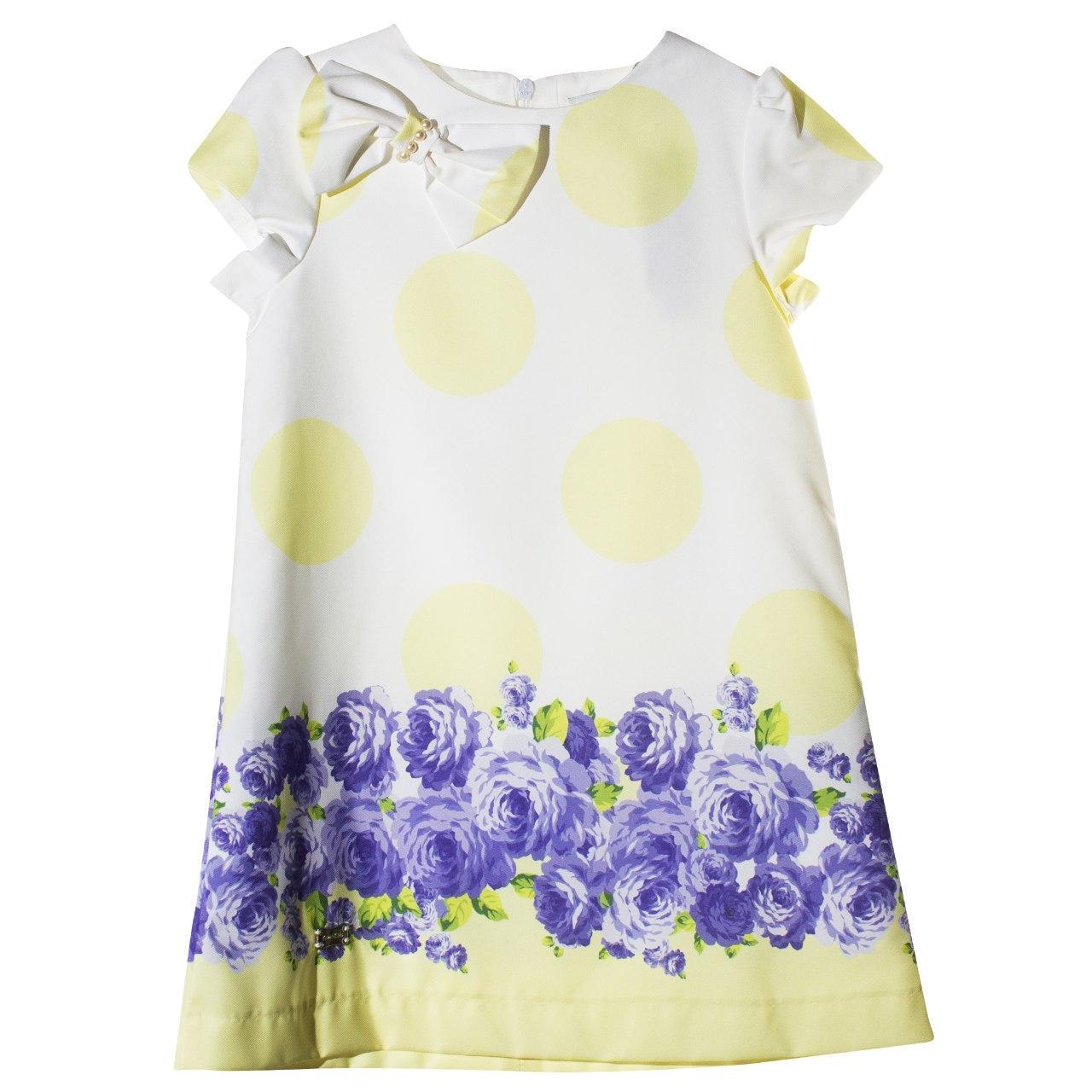 Нарядное платье для девочки, размер 2 года