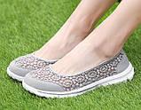 Женские парусиновые туфли. Лоферы. Loafers (36 р.), фото 3