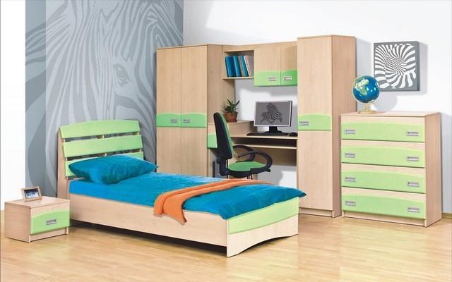 Комплект мебели для  детской комнаты «Терри», Мебель для детей