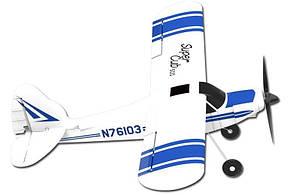 Самолёт радиоуправляемый VolantexRC Super Cub 761-3 500мм 3к RTF, фото 3