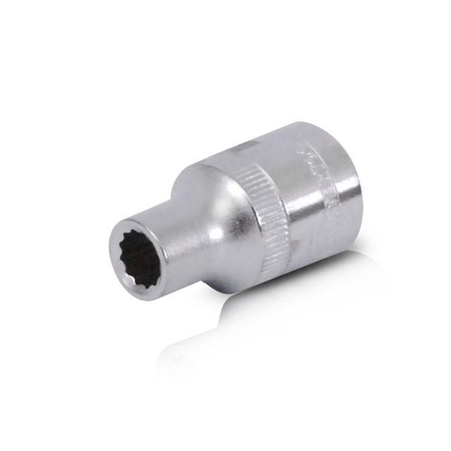 Головка двенадцатигранная, 1/2, 9 мм INTERTOOL ET-0209