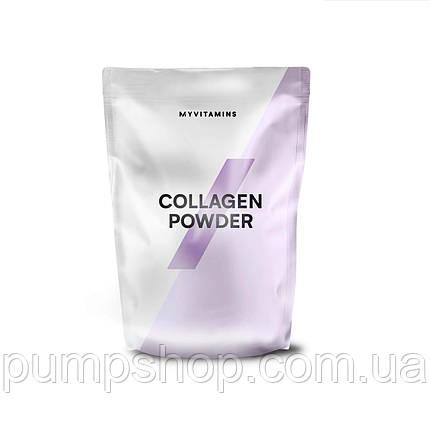 Коллагеновые пептиды  MyProtein MyVitamins Collagen Powder 250 г, фото 2