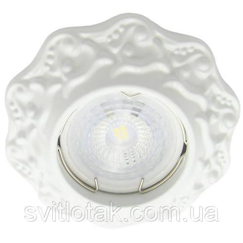 Встраиваемый светильник Feron DL6241 белый