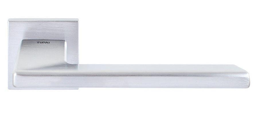 Ручка для дверей Tupai Vizion 4140 Q хром матовый (Португалия)