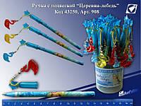 """Ручка с подвеской """"Царевна-лебедь"""" в Банке 20/960"""