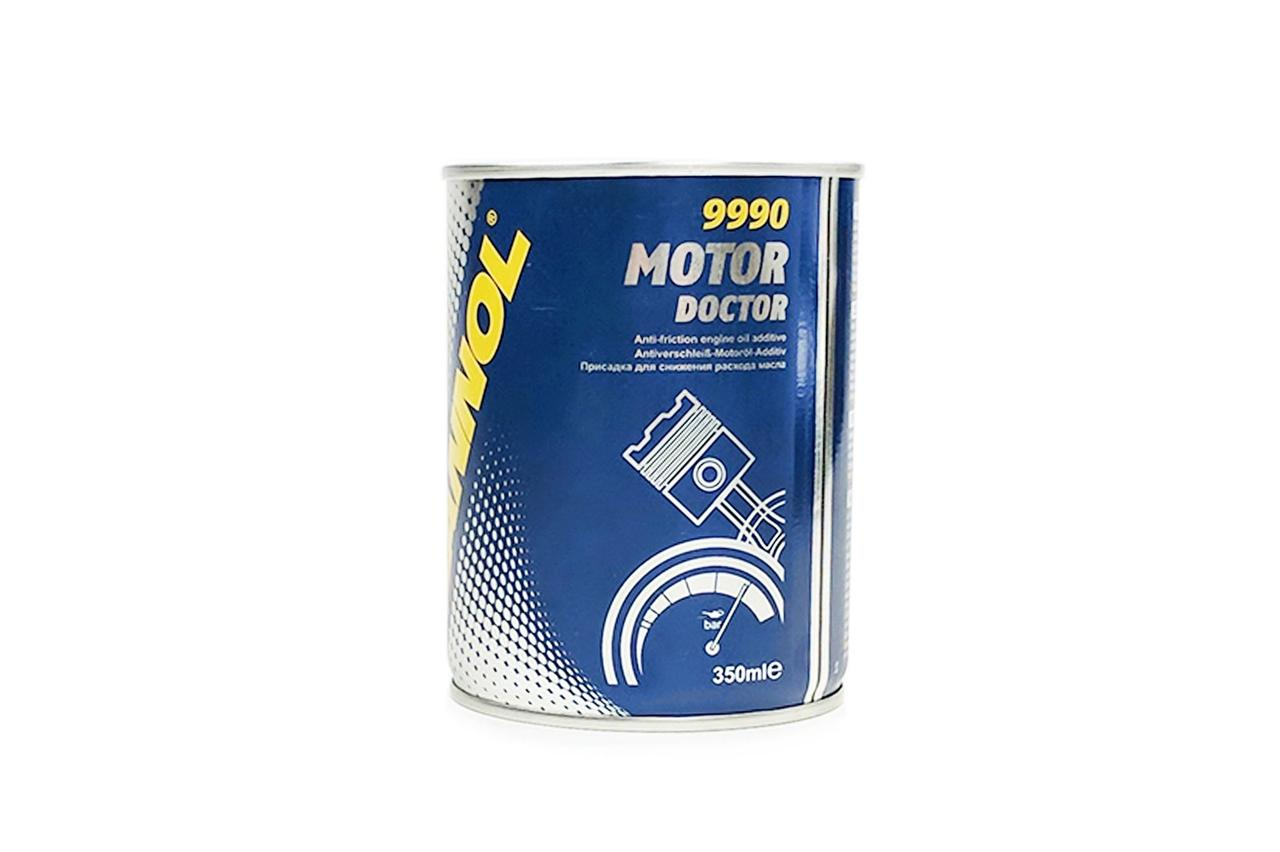 Присадка для снижения расхода масла  MANNOL  350мл  9990 Motor Doctor
