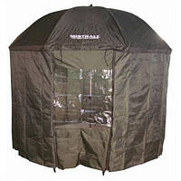 Зонт палатка для рыбалки окно d2.5м HLV SF23775 Хаки