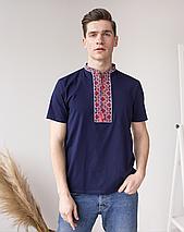 Вышивка на мужских футболках, фото 3