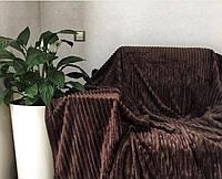 Плед Мягкий Бамбуковый, 180х200 на двуспальную кровать, все цвета
