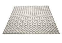 Акустический поролон Ecosound пирамида 50мм 1м х 1м серый