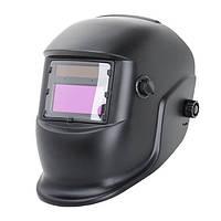 Маска сварщика Хамелеон класс светофильтра 1/2/1/2, 1/25000 сек, INTERTOOL SP-0062