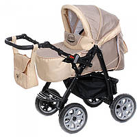 Детская коляска - трансформер Viki Karina (Карина) С31 - беж