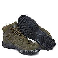 "Ботинки, полуботинки ""Ukr-Tec"" олива 35-48 размеры."