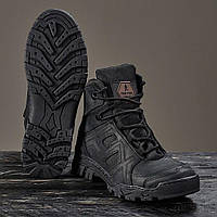 """Ботинки """"Варан"""" Демисезонные Black 40-46 размеры"""