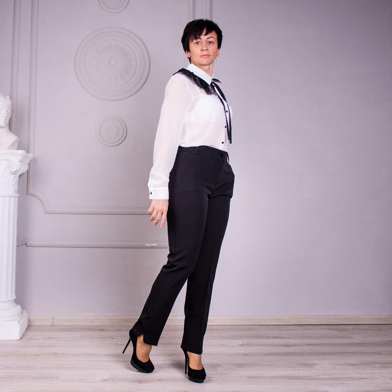 Женские брюки Салина черные