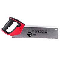 Ножовка пасовочная по дереву 350 мм, 12 зуб.x1 INTERTOOL HT-3114