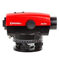Оптический нивелир 20-кратное увеличение INTERTOOL MT-3010