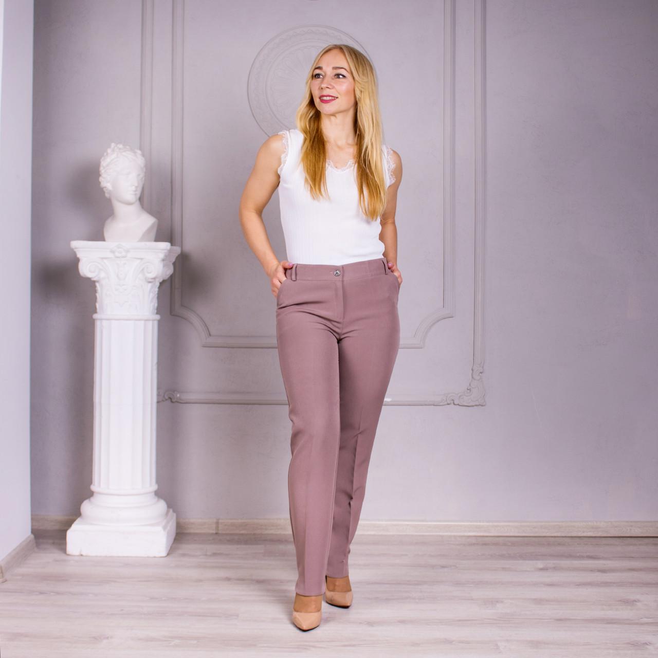 Женские брюки Салина беж