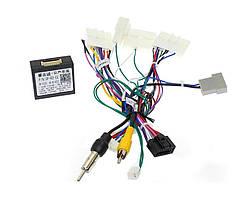 Комплект проводов для системы кругового обзора в автомобилях Nissan X-Trail, Qashqai c 2014 г.