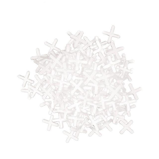 Набор дистанционных крестиков для плитки 8,0 мм / 30 шт INTERTOOL HT-0358
