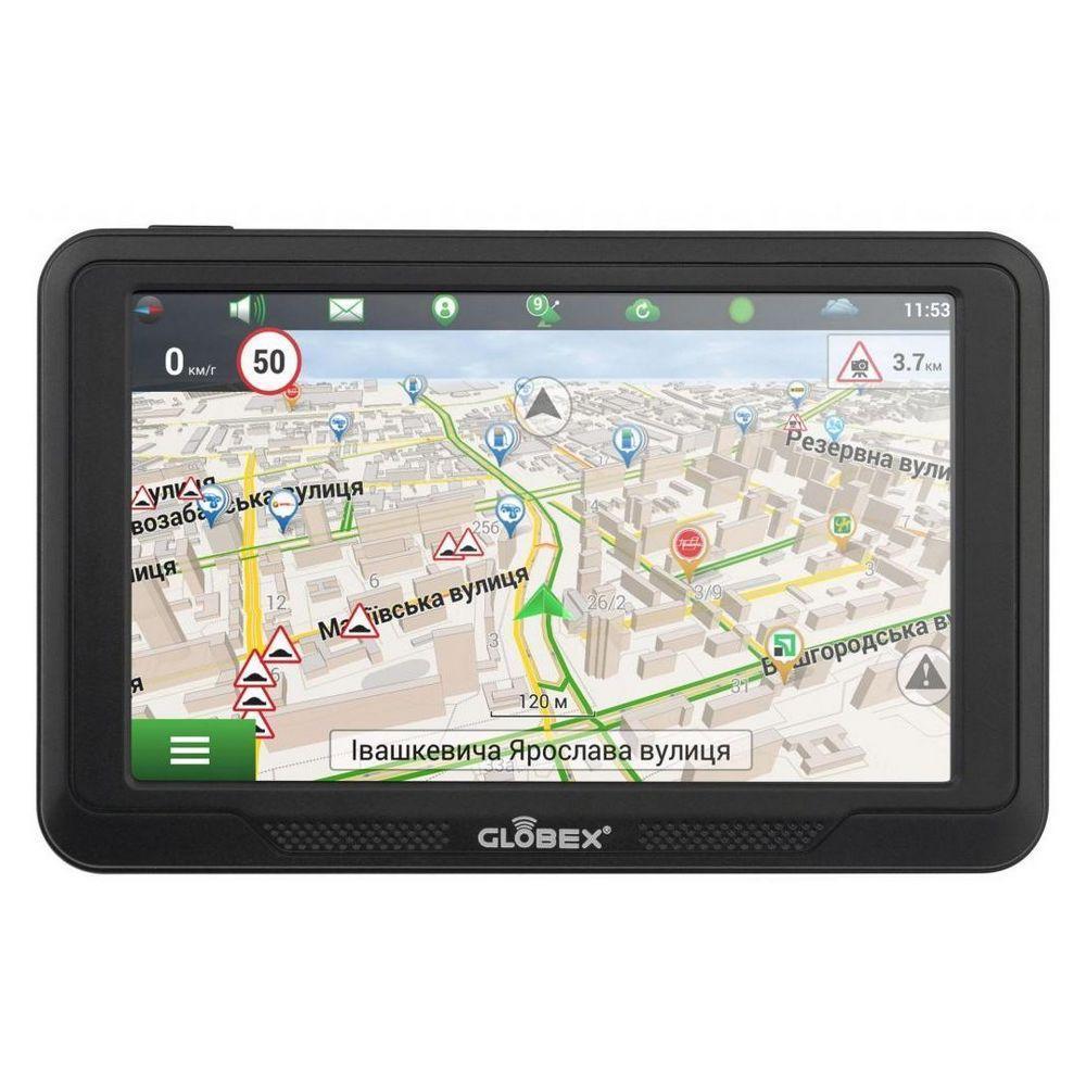 Навигатор GPS Globex GE516 Magnetic (Навител)