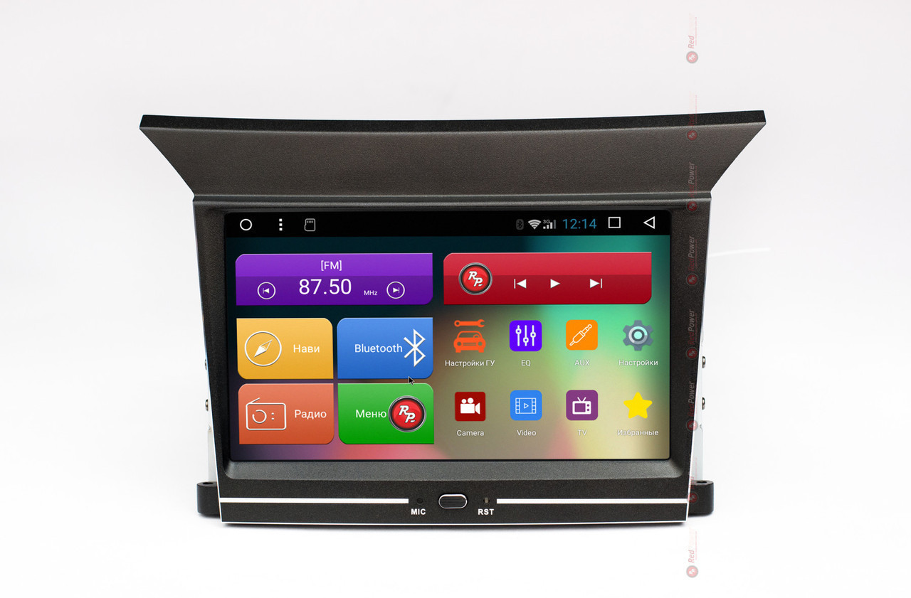 Штатная магнитола для Honda Pilot II 2008-2015 Android 7.1.1 RedPower 31691 IPS DSP