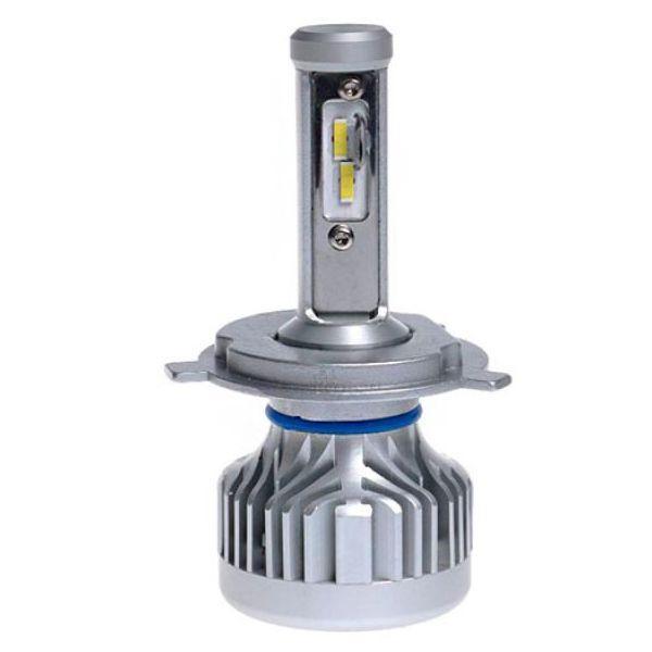 LED лампа SIGMA  T5  H4 H/L CSP(кулер) цена за 1 штуку