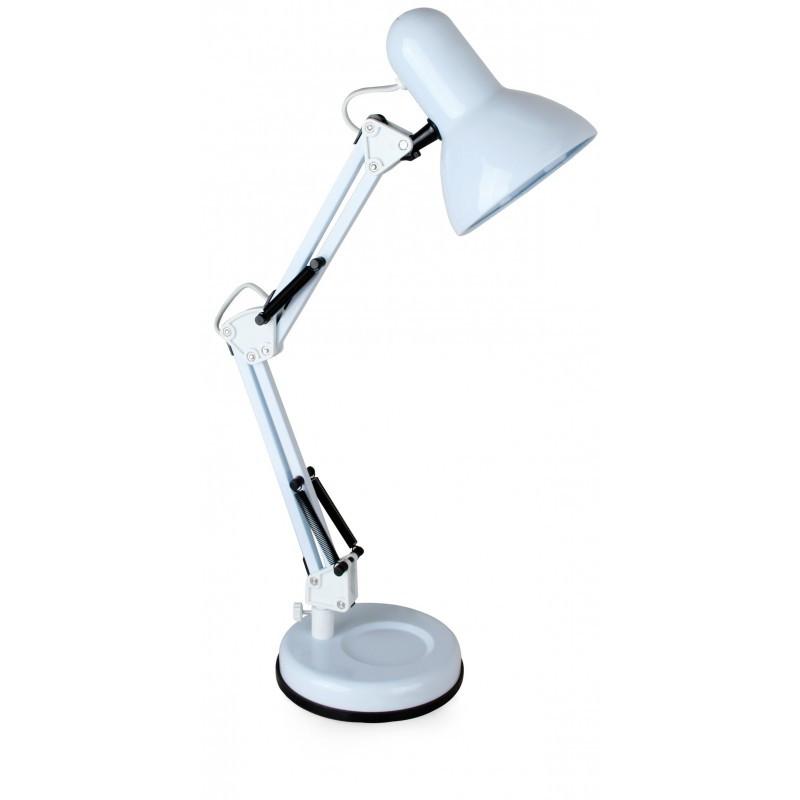 Лампа настольная на подставке KX-811 белая