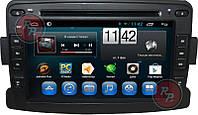 Штатное головное устройство для Renault Duster, Logan, Sandero на Android 4.2.2 RedPower 18157_РАСПР