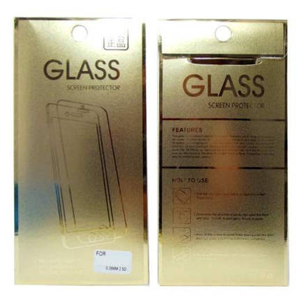 Gold Pack защитное стекло 0,26mm  для Xiaomi Mi 8 Lite, фото 2