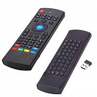 Пульт MX3 беспроводная мышка Air Mouse Keyboard с русской клавиатурой Аэропульт
