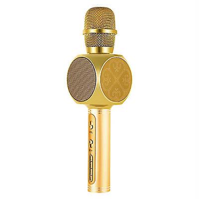 Микрофон DM Karaoke Y 63 BT gold 177863